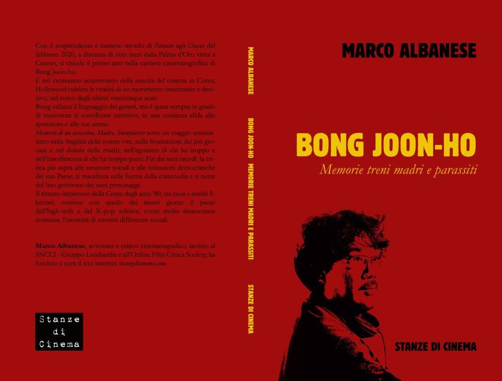 Marco Albanese presenta il suo primo libro per Stanze di Cinema