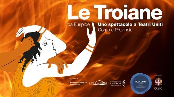 Le Troiane Villa Olmo Festival