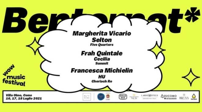 Wow Music Festival 2021 - Bentornat* Villa Olmo Festival