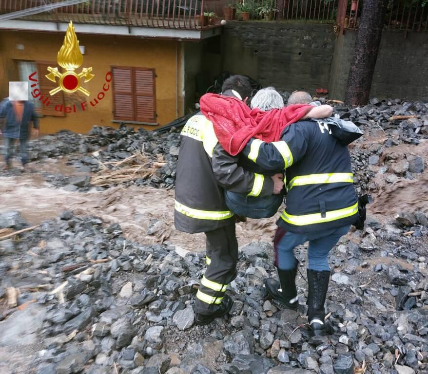 Disagi e disastri sull'intero territorio lariano