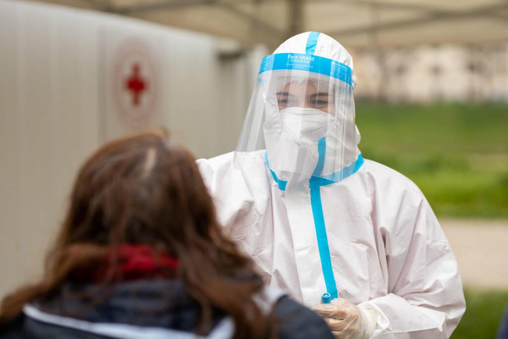 Campagna screening tampone rapido antigenico cri lomazzo anche ad agosto