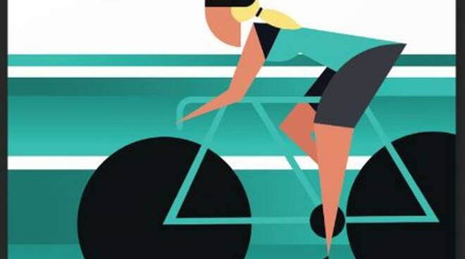 giro d'italia donne passaggio sul lago di como logo corsa