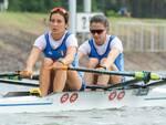 greta parravicini canottieri lario argento mondiali under 23 di canottaggio