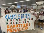 La grande festa per il ritorno a casa di PIetro Ruta dopo il bronzo olimpico