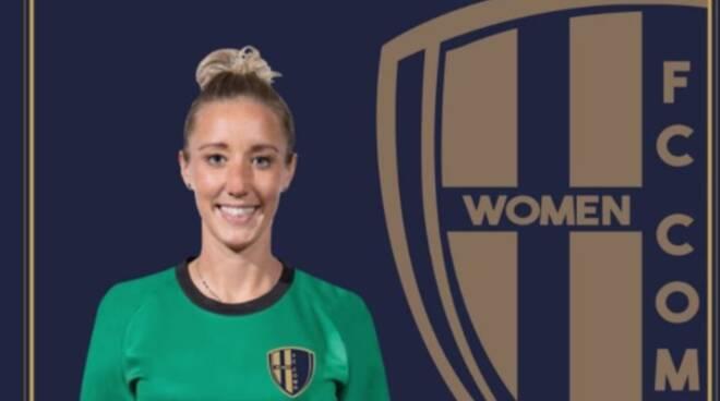 louise lipman nuovo acquisto como women calcio femminile