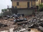 Nubifragio a Blevio, paese sotto choc: fango, detriti e abitazioni danneggiate
