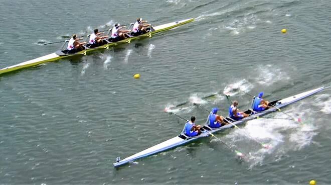 quattro di coppia finale olimpica canottaggio a tokyo