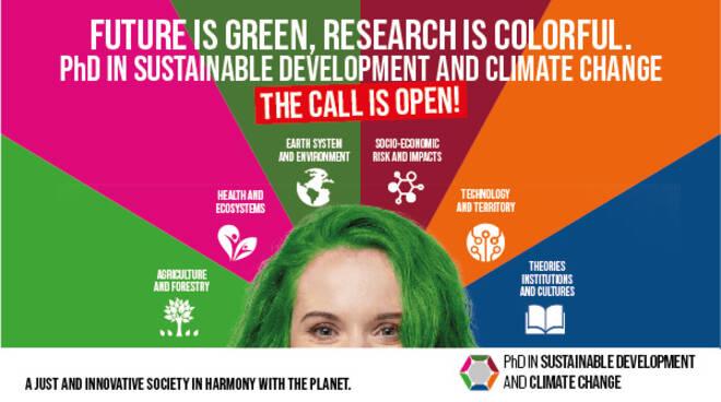 università dottorato in sostenibilità ambientale
