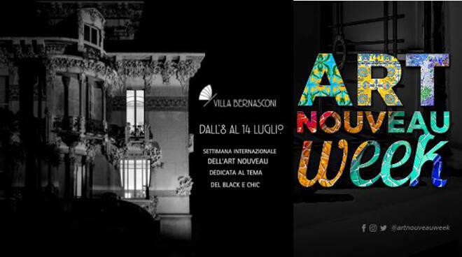 villa bernasconi art noveau week
