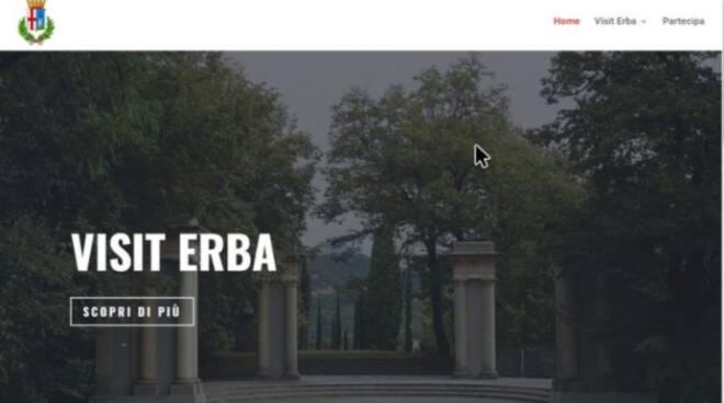 visiterba portale per presentare iniziati ve e luoghi belli di erba