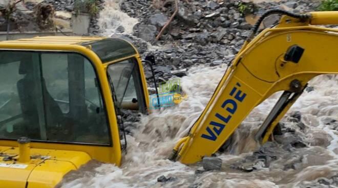 centro lago allagamenti e devastazio ne maltempo: sala e laglio