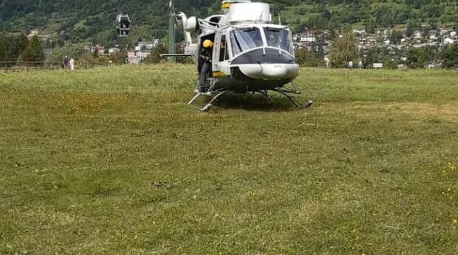 comasco disperso in alta valle camonica ricerche del soccorso alpino e 118
