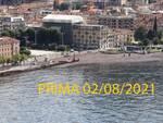 Esondazione del lago di Como agosto 2021: le immagini più significative