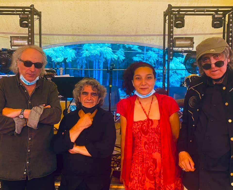 Giochi Liberetà 2021 Renato Franchi & His Band