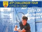 locandina ufficiale atp challenger di como di tennis edizion e 2021