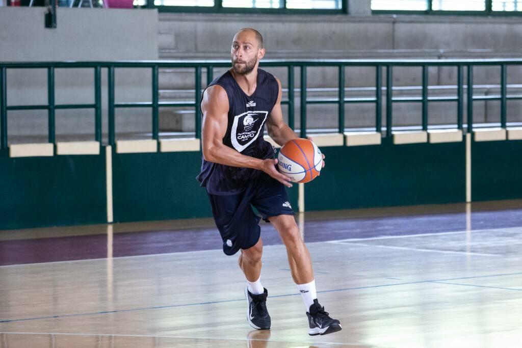 luigi sergio pallacanestro cantù