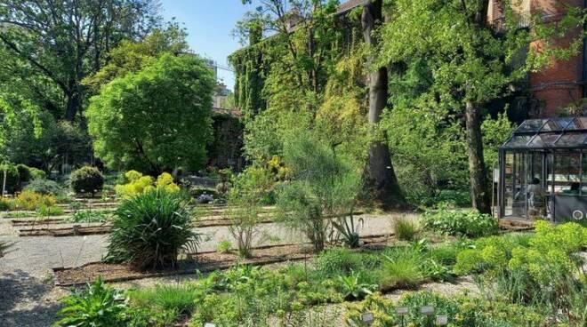 orti botanici lombardi
