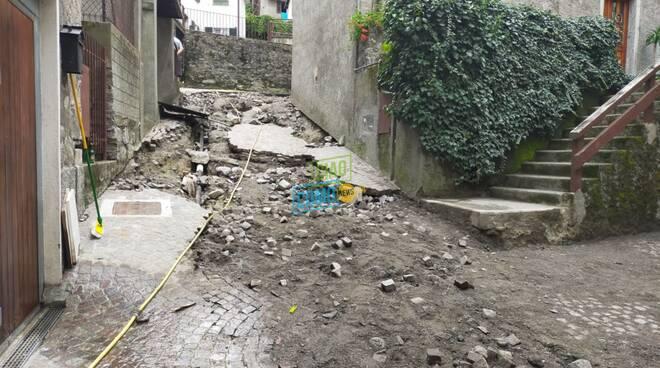 Reportage di CiaoComo nella Schignano devastata dal nubifragio: ripartenza in 2 settimane