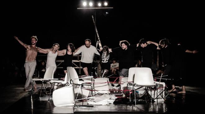 TeatroArtigiano 2021 Il giardino delle Ore