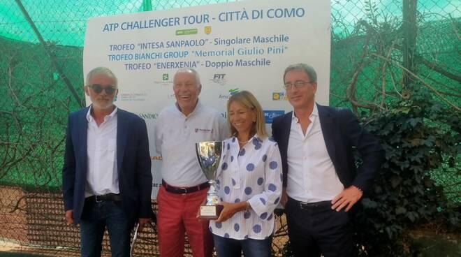 tennis como presentazione atp challe nger città di como 2021