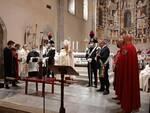 vescovo di Como e sindaco per sant'abbondio 2021 discorso alla città