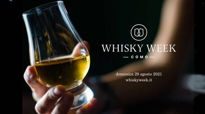 whisky week