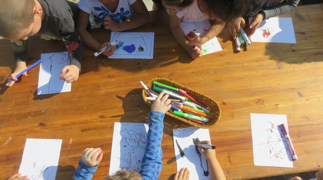 a scuola tutti uguali raccolta dotazioni per la scuola bambini fondazione somaschi