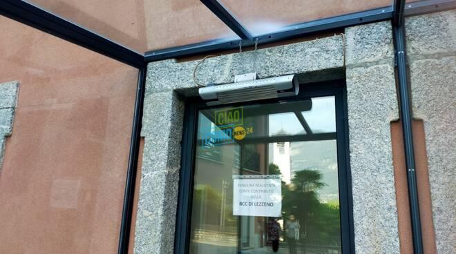casa di riposo di lezzeno il nostri reportage: da un anno covid free ingresso struttura