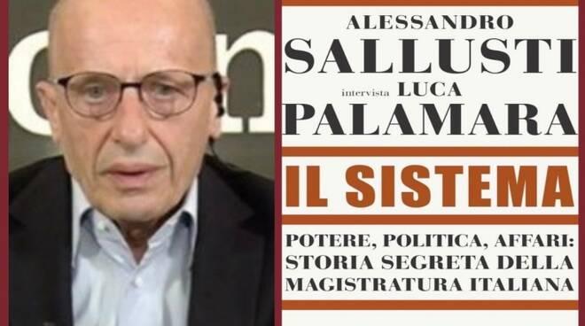 Alessandro Sallusti presentazione libro Parolario