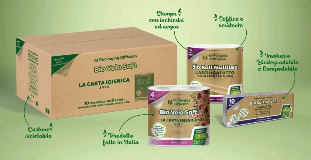Packaging Diffusion redazionale
