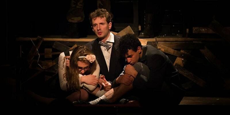 Tre giorni a Beslan, Compagnia Teatrale Ronzinante
