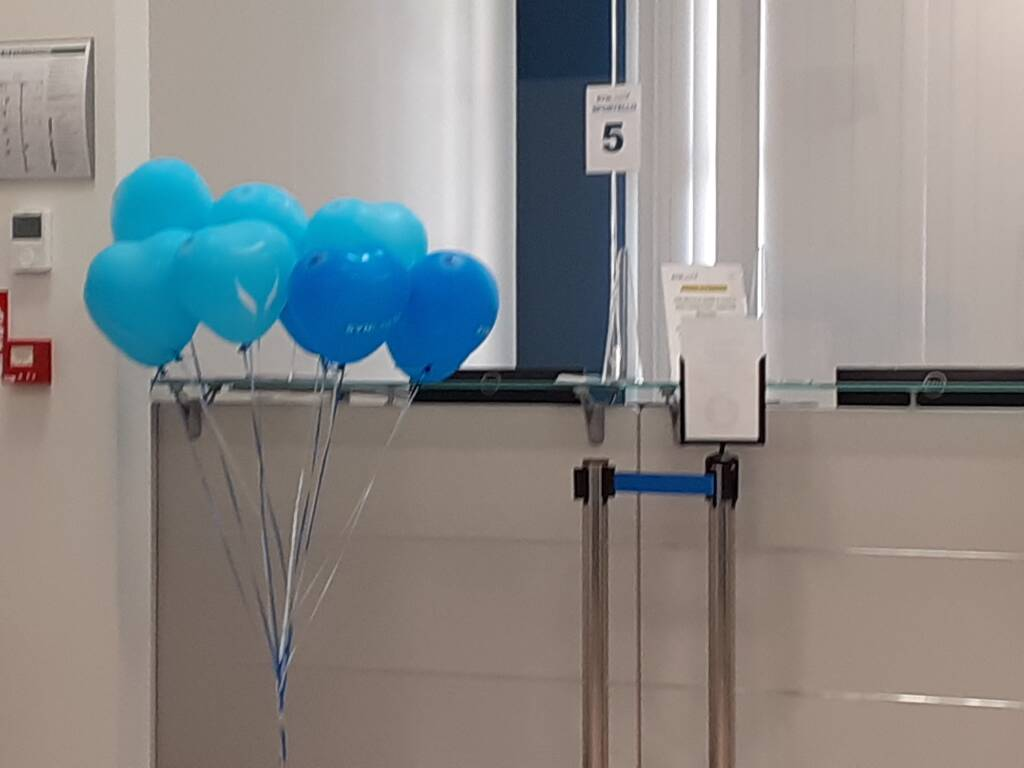 Inaugurazione punto prelievi Synlab