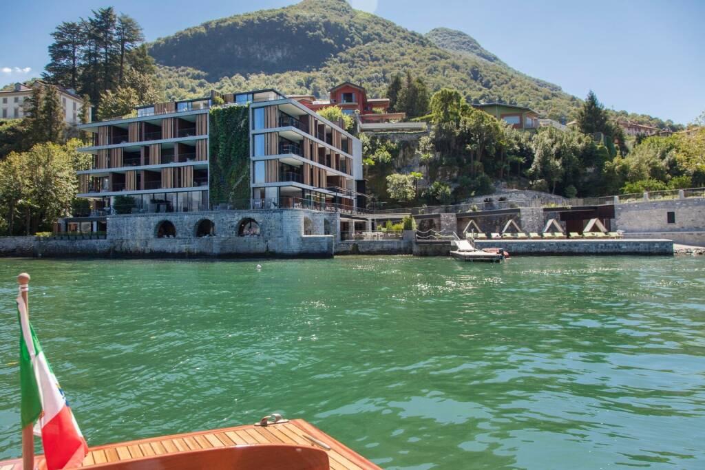Il Sereno Hotel primo Hotel in Italia