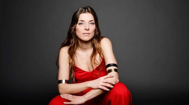 Sara Jane Ceccarelli all'Officina della Musica