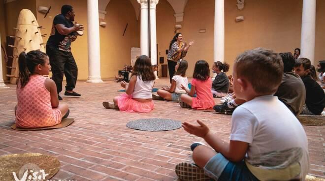 Teatro Sociale - Stagione Famiglie - Black Aida
