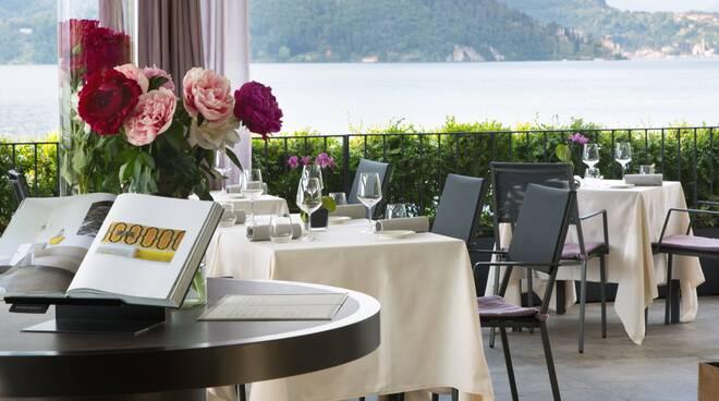 ristorante filo hotel filario cena a sei mani
