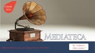 mediateca officina della musica