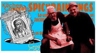 officina della musica kitchen cabaret