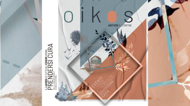 oikos abitare il confine