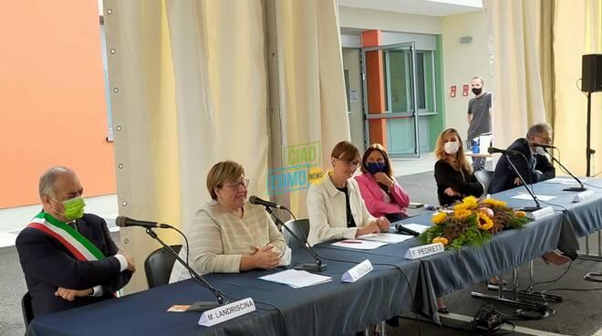 presentazione nuovo centro di riabilitazione della Nostra Famiglia via Canturina camerlata