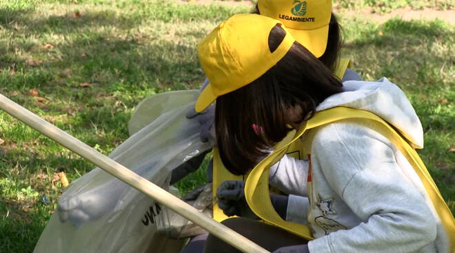 puliamo il mondo scuole