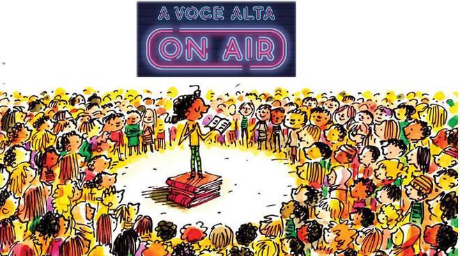 radio maratona a voce alta