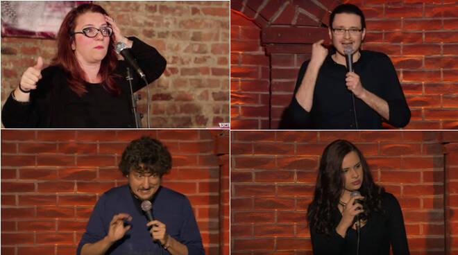 stand up comedy teatrogruppo popolare
