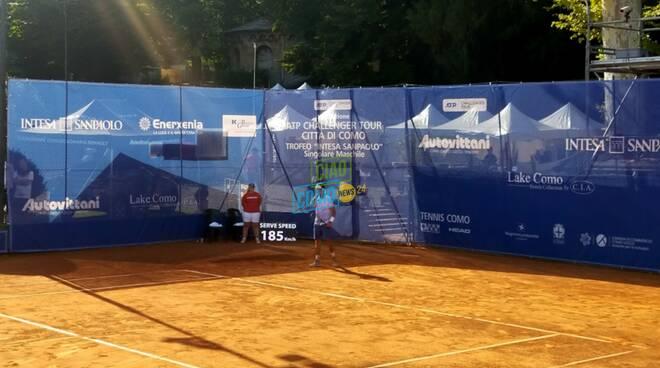 tennis como arnaboldi moroni quati di finale