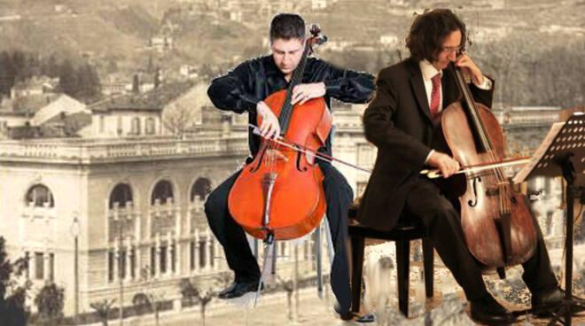 duo violoncelli associazione carducci
