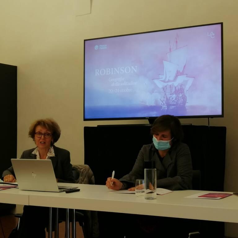 Presentazione festival PiazzaParola Lugano