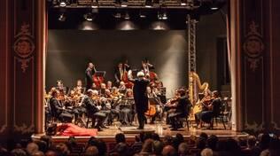 Apertura stagione sinfonica 21/22 Teatro San Teodoro Cantù