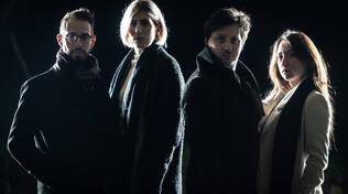 Quartetto Indaco per camera con musica al teatro Sociale - Dante21
