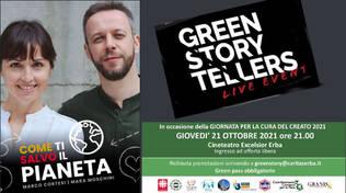 green storytellers erba