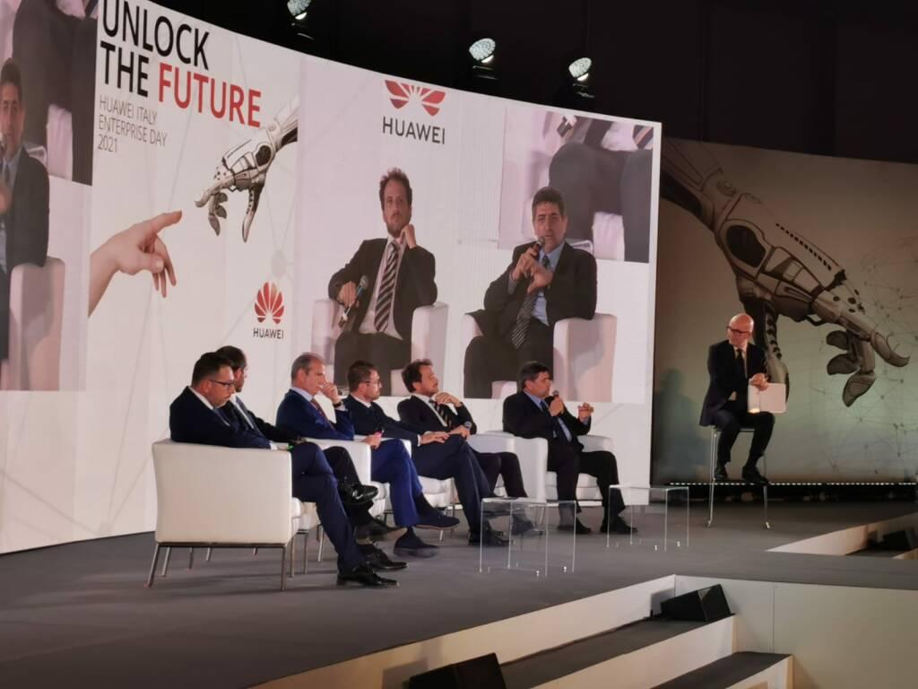 Huawei Enterprise Day 2021: villa erba